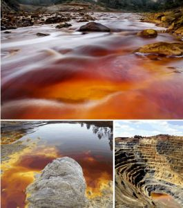 Rio Tinto in Spain