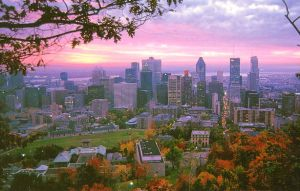 Montreal in Canada
