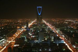 Riyadh in Saudi Arabia