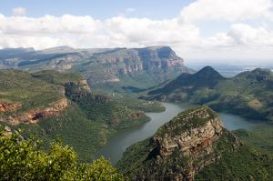 Drakensberg Mountain and Blyde River Canyon