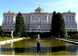 Madrid in Spain