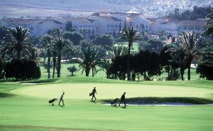 La Manga Club in Murcia, Spain