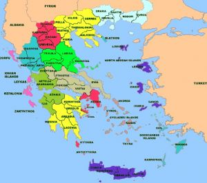 Images greece map best pictures greece map greece gumiabroncs Images
