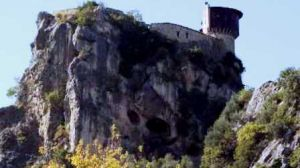 The Kalaja Fortress of Tirana