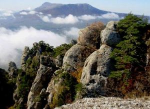 The Demerdzhi Mount, Ghost Valley