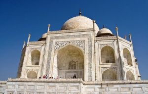 Agra in India