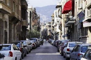 Damascus in Syria
