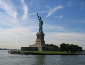 New York-the city of political freedom and most economical potential in the world