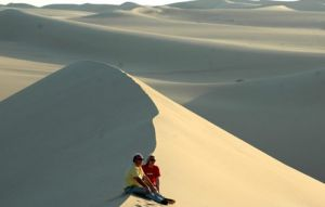 The Western Desert, Egypt-Arabian Romantic Adventure