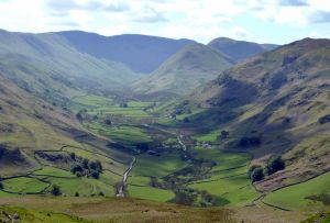 The Lake District, the U.K. for romantic couples
