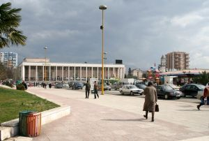Tirana-a capital to remember