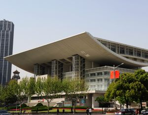 The Shanghai International Film Festival