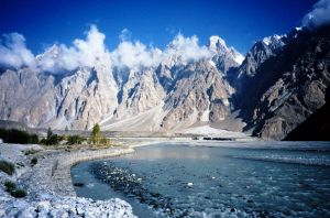 The Karakoram Highway