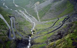 Trollstigen Road-an excellent attraction in Norway