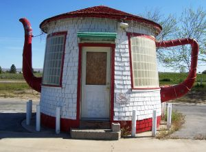The Teapot Dome