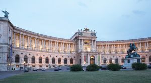 The Hofburg Imperial Palace