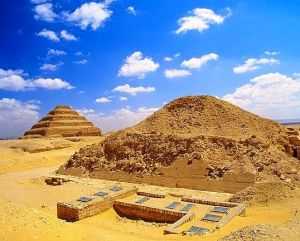 The Pyramid of Unas