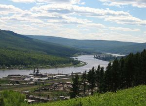 The Lena River