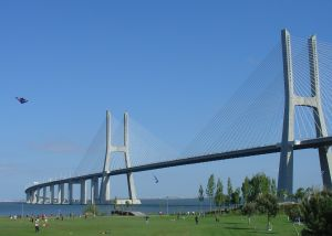 The Vasco da Gamma Bridge