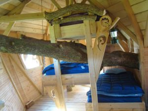 Keycamp's Tree House, France