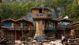 Kadir Tree House, Turkey