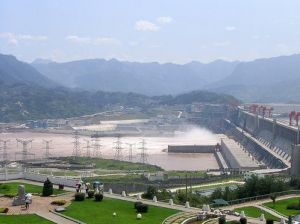 The Yangtze River and the Three Gorges Dam