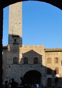 The Towers of San Gimignano, Italy