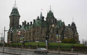 The Parliament of Canada,Ottawa