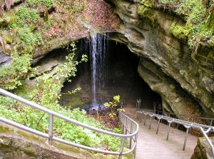 Mammoth Cave National Park, U.S.A.