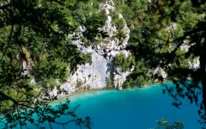 The Plitvice Lakes National Park