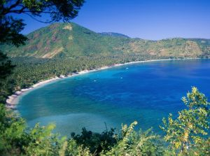 The Island of Lombok