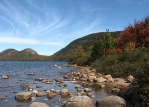 The Island of Mount Desert