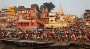 Varanasi -  The City of Life and Death