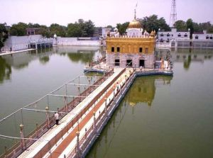Amritsar -  The Golden Temple city