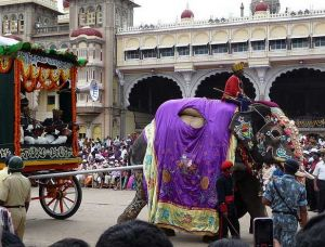 Mysore - A City of Palaces