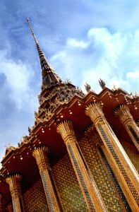 Wat Phra Thong Temple