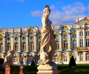 Royal Village(Tsarskoe Selo)