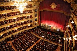 Theatre Museum at La Scala