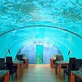 Image Ithaa Underwater Restaurant - The most unusual restaurants in the world