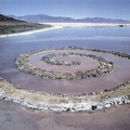 Image Spiral Jetty - The most unusual holiday destinations in the world