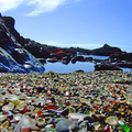 Image Glass Beach in California - The most unusual holiday destinations in the world