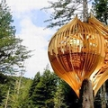 Image Yellow Treehouse Restaurant - The most unusual restaurants in the world