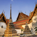 Image Wat Pho - The best places to visit in Bangkok, Thailand