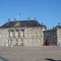 Image Amalienborg Palace - The best places to visit in Denmark
