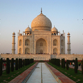 Image Taj Mahal - The best places to visit in India