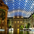 Image Kogod Courtyard in Washington D.C. - Top architectural wonders of the world