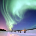 Image Aurora Borealis - Top wonders of the world