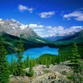 Image Peyto Lake in Canada - The most beautiful lakes in the world