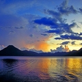 Image Lake Atitlan in Guatemala - The most beautiful lakes in the world