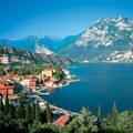 Image Lake Garda in Italy - The most beautiful lakes in the world